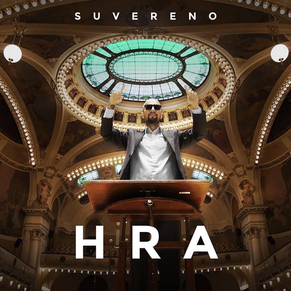 Suvereno zverejnil 11-minútový snippet svojho nového albumu Hra!
