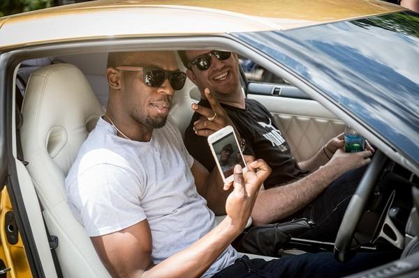 Usain Bolt sa môže pochváliť vlastným dokumentom I Am Bolt. Podporu mu vzdali aj Justin Bieber a Liam Payne