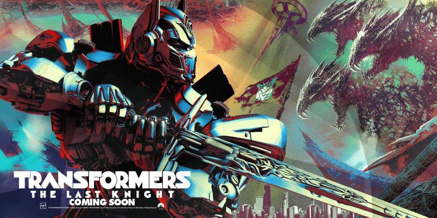 Trailer k filmu Transformers: Posledný rytier