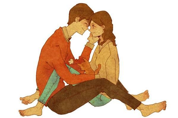 Láska sa skrýva v maličkostiach! Tieto obrázky vás upozornia na to, ktoré prejavy lásky častokrát prehliadame