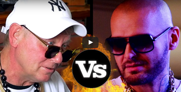 Why Not TV predstavujú video, kde otec reaguje na Rytmusov nový album s názvom Krstný otec