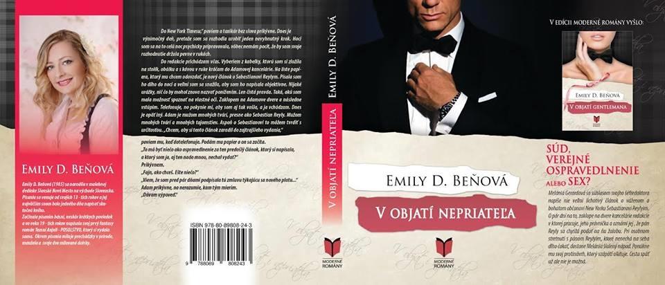 Emily D. Beňová: Som veľmi hanblivý človek, no rada prijímam výzvy #ROZHOVOR
