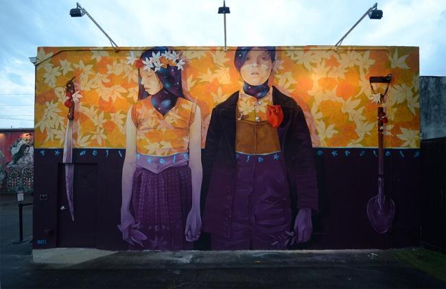 Zopár geniálnych umeleckých tvorieb, ktoré skrášlujú ulice vo svete. Pozrite sa, čo všetko možno po stenách nájsť