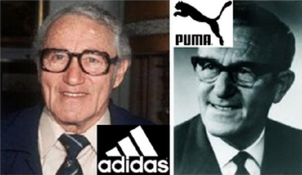 Adidas versus Puma: príbeh dvoch bratov, ktorých rozhádal Hitler