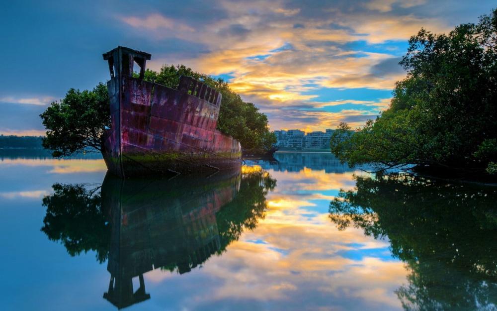 Tieto plavby skončili neúspešne. Pozrite sa na fotografie potopených lodí, ktoré vyvolávajú husiu kožu