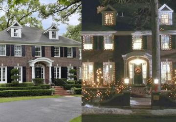 """Milujete film """"Sám doma""""? Pozrite sa, ako vyzerá dom z tejto svetoznámej snímky dnes"""