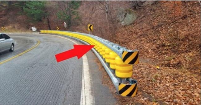 Vyzerá to ako obyčajná cestná ochranná bariéra. Avšak, keď uvidíte, čo dokáže, budete užasnutí