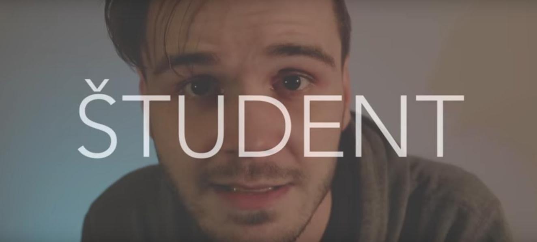 Si stredoškolák a ešte nevieš, či ísť na vysokú alebo hneď začať pracovať? Youtuber Štefan to zhodnotil takto!