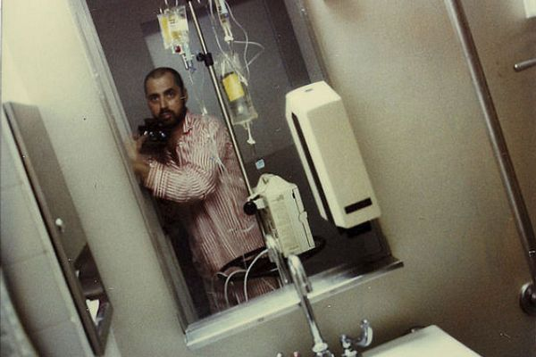 Fotograf zdokumentoval každodenný život v New Yorku. Po 18-tich rokoch zachytil aj svoju vlastnú smrť!