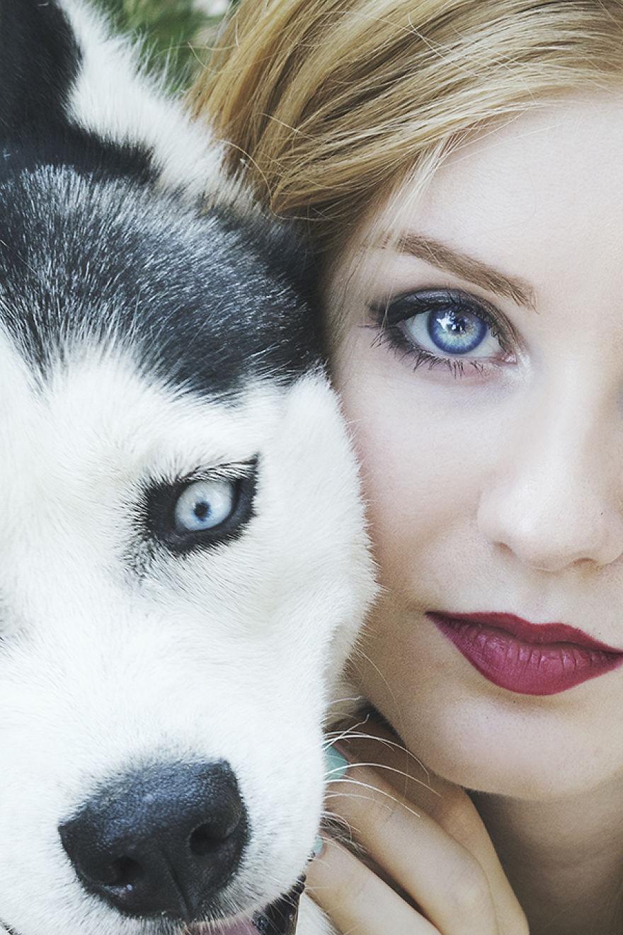 Milujete modré oči? Pozrite sa na fotografie, ktoré ukazujú ich výnimočnosť v plnej kráse