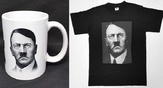 České vydavateľstvo na svojom e-shope ponúkalo predmety s Hitlerom. Nemusí ísť o trestný čin