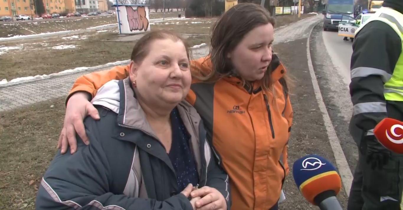 Na Východe YEAH! Kuriózna nehoda matky a dcéry z Prešova sa dočkala super remixu!