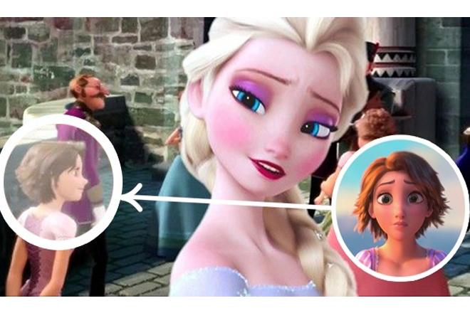 Odhalené! Tieto animované postavičky si zahrali vo viacerých filmoch. Všimli ste si to?