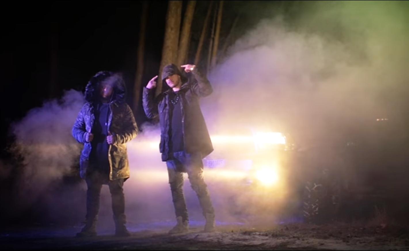 """Kali spolu s Majselfom v sprievode Infinita predstavujú novú spoluprácu, ktorá nesie názov ,,Čo s nimi"""""""
