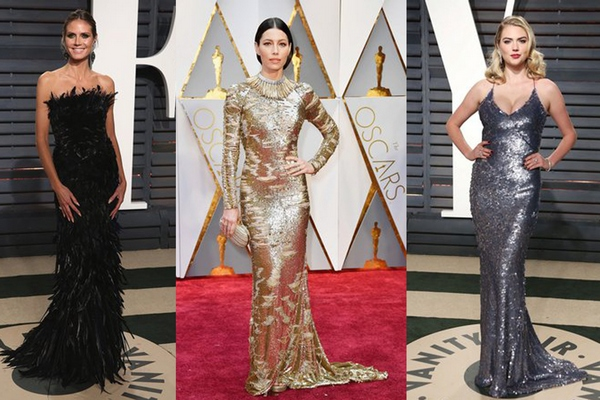 Toto sú naj outfity z Oscarového večera! Kto sa vám páčil najviac?