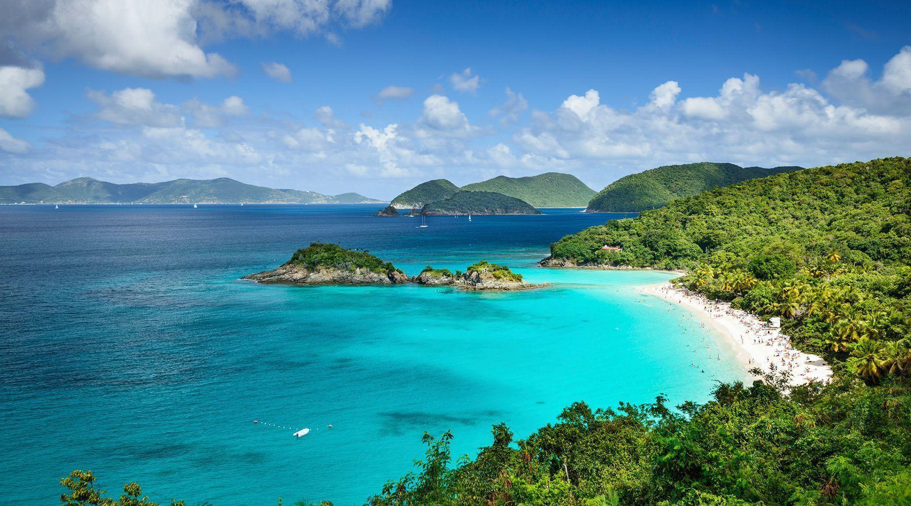 Byť odmenený 300 dolármi za dovolenku? Na týchto ostrovoch je to v roku 2017 realita