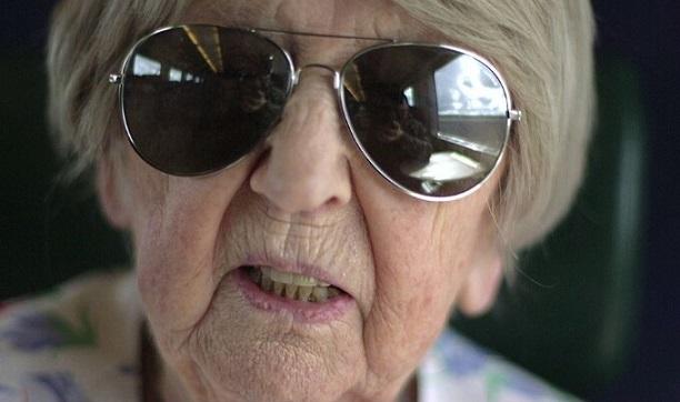 """104-ročná blogerka zaujala svet: """"Zostáva mi niekoľko rokov, chcem si ich užiť!"""""""