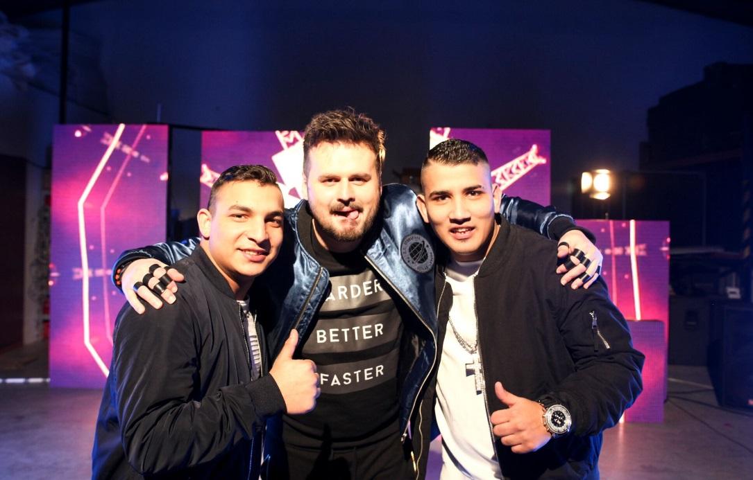 Senzačná spolupráca Mafie Corner a Gipsy Čáve splodila rytmickú skladbu pre (ne)verných s názvom O Maňo