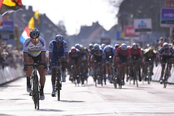 Sagan klesol na druhú priečku rebríčka WorldTour