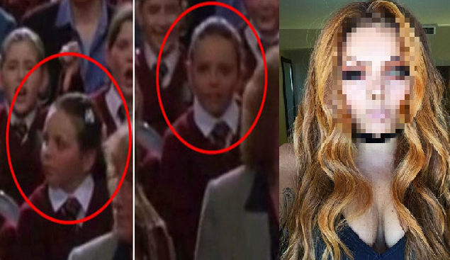 Známa speváčka sa priznala, že ako malá si zahrala v Harry Potterovi! A to nie je všetko