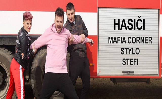 Mafia Corner, Stefi a Stylo sa zmenili na Hasičov a vytvorili tak novú hymnu! Vypočuj si ju