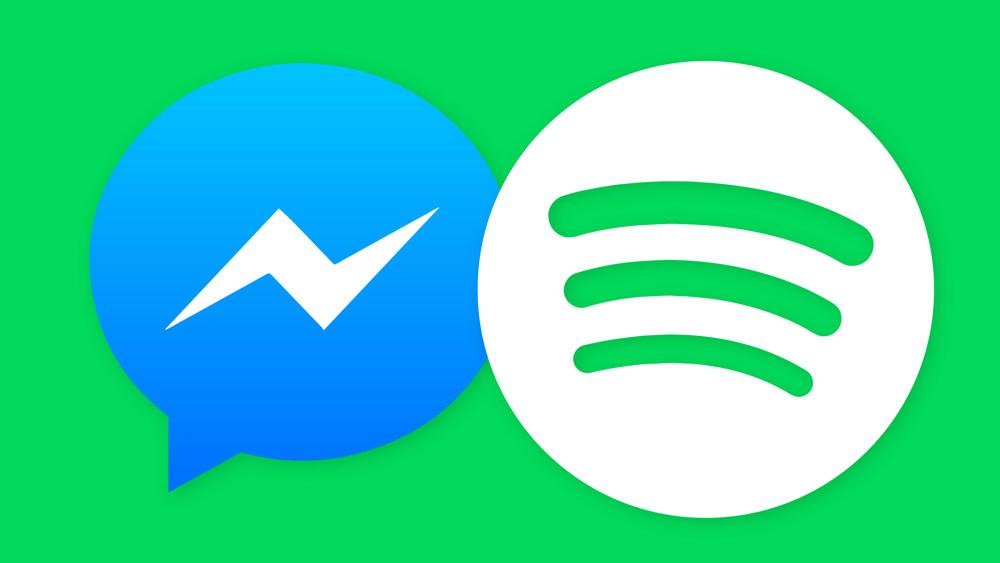 Spotify vo facebookovom Messengeri realitou! Aké vylepšenie pribudlo?