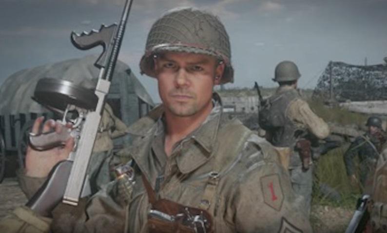 Call of Duty WWII: Vyšli prvé obrázky z virtuálnej verzie 2. svetovej vojny. Priaznivci hernej série sa majú na čo tešiť
