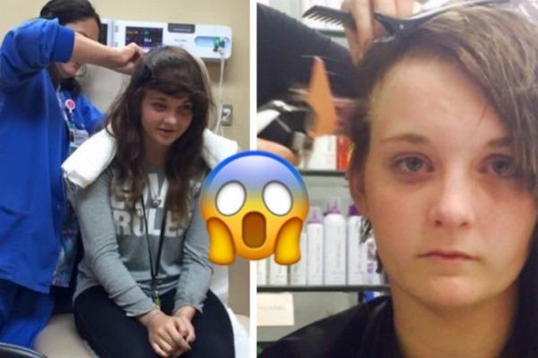 Mladé dievča zažilo šikanu na škole. Neprajníkovi, ktorý jej vtisol do vlasov sekundové lepidlo, to nakoniec spočítala