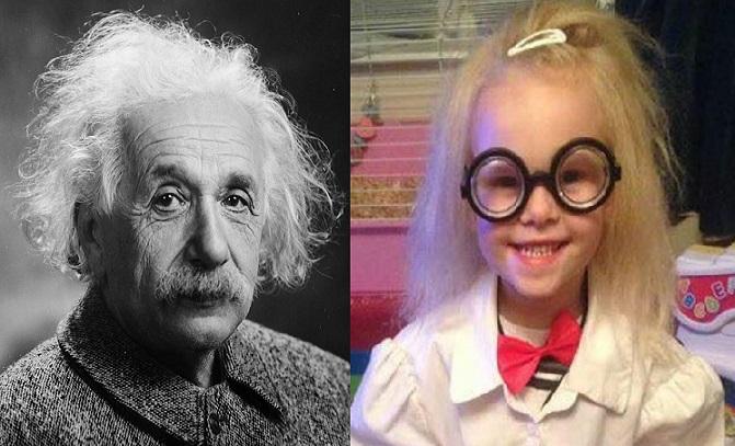 Malé dievčatko rodičia nemôžu nikdy česať! Trpí totiž rovnakým syndrómom ako Einstein