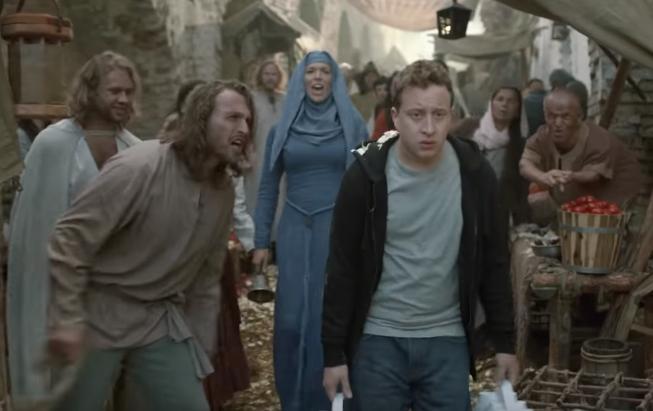 Reklama sa inšpirovala seriálom Game of Thrones! Jej vtip a originalita baví ľudí po celom svete