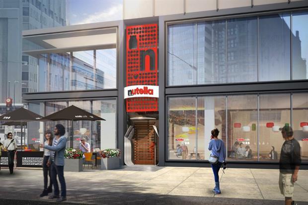 Nutella má prvú oficiálnu kaviareň! V Chicagu môžete navštíviť reštauračnú prevádzku tejto sladkej dobroty