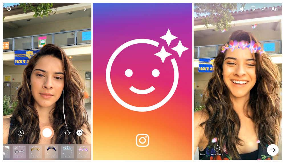 Instagram pridal filtre na tvár. Ako fungujú a čo dokážu?