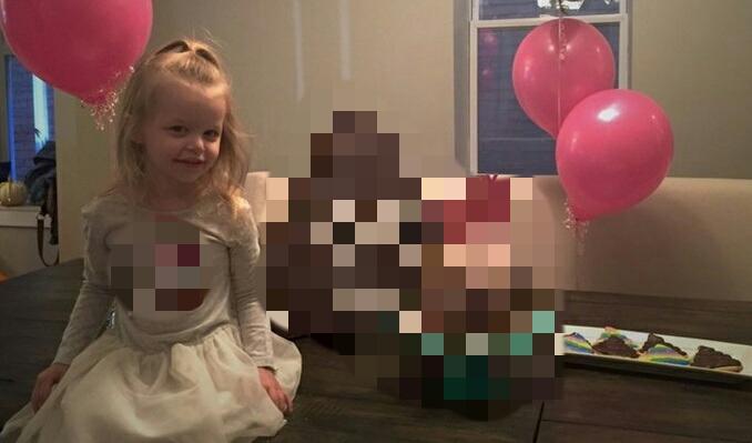 3-ročné dievčatko malo netradičnú požiadavku na narodeninovú oslavu. V akom duchu sa nakoniec niesla?
