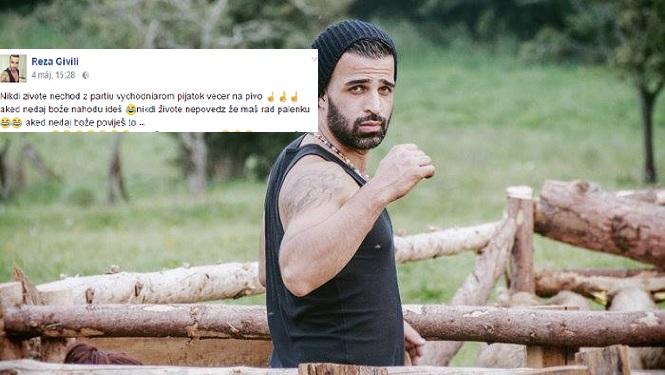 Farmár Reza Givili sa rozhodol piť s východniarmi a o tento zážitok sa podelil na Facebooku. Jeho status ťa dostane do kolien a ak si z východu, budeš hrdý