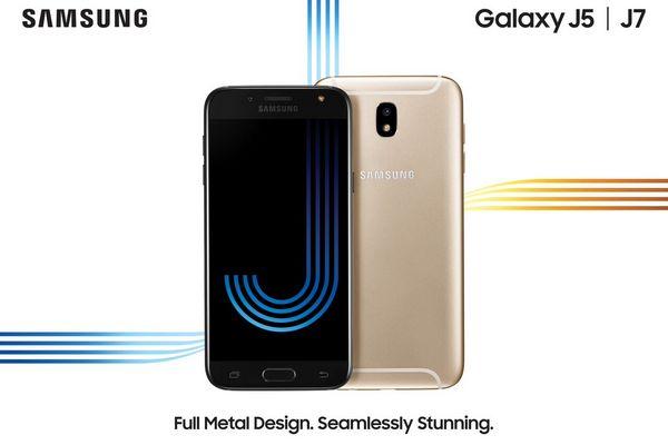 Samsung predstavuje úplne nový rad smartfónov Galaxy J