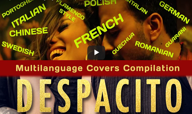 Jeden hit a viac než 10 svetových jazykov: Ako znie Despacito v poľštine či čínštine?!