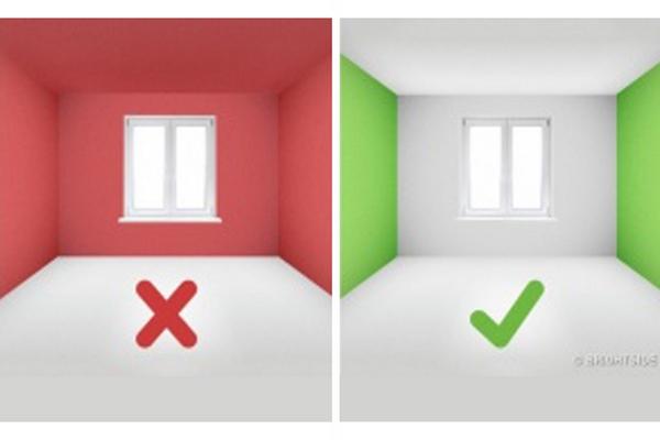 10 skvelých tipov, ako môžete opticky zväčšiť malú izbu