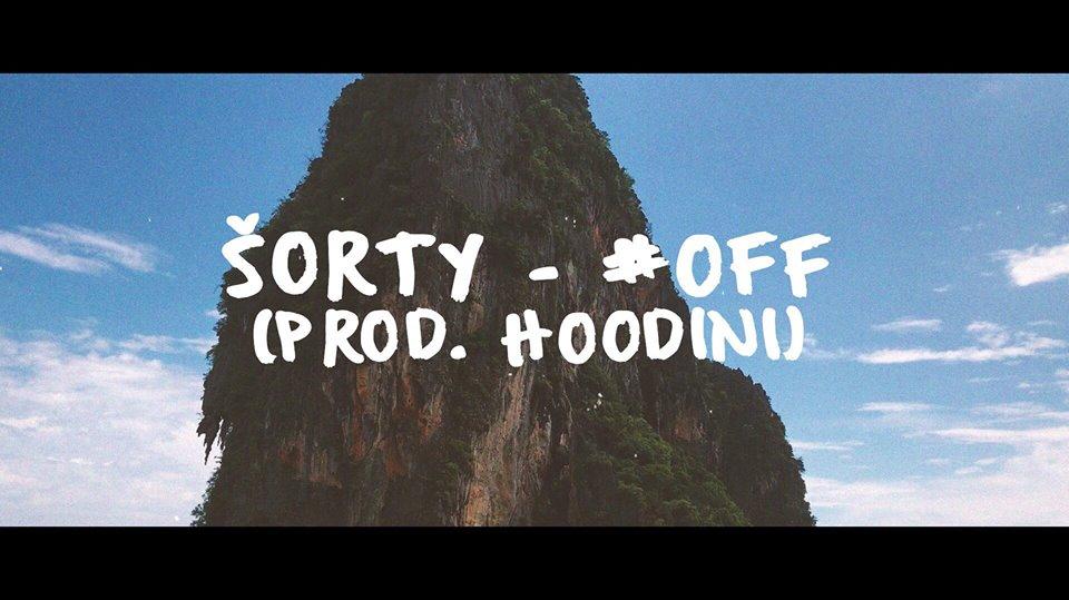 Spevák Šorty vydáva sviežu letnú skladbu s názvom #OFF!