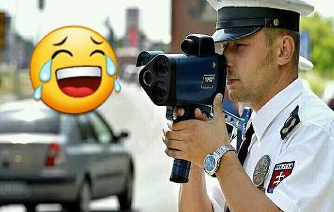Vodiči nahlásili v Bratislave policajný radar. Muži zákona si hlásenie všimli a ich reakcia ťa dostane do kolien