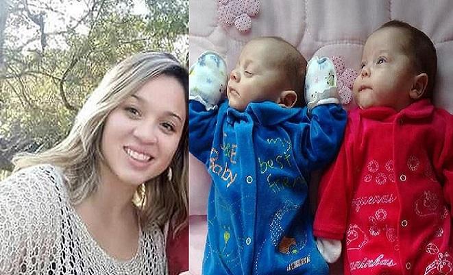 Medicínsky zázrak: Mŕtva žena porodila krásne a zdravé dvojičky