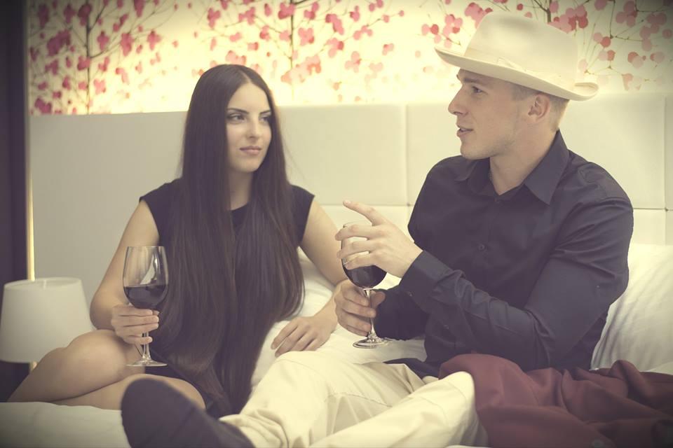 Marks začína novú etapu skladbou Winetime, s ktorou prináša aj ďalšiu novinku