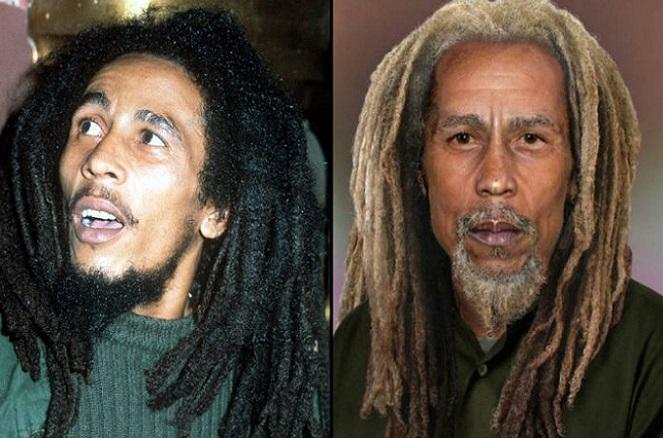 NEUVERITEĽNÉ: Takto by vyzerali zosnulé hudobné legendy, keby žili