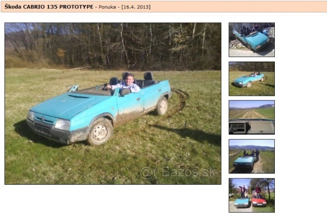 Zábavné inzeráty #6: Do tohto upraveného kabrioletu sa podľa autora vojde 15 ľudí pri opatrnej jazde