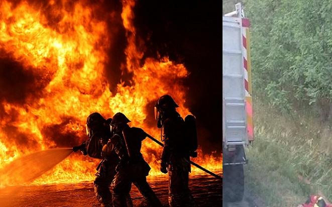 Slovenskí hasiči sú skutoční hrdinovia! Bez pauzy sa venovali haseniu 12 hodín, po šichte ich takto zmohla únava
