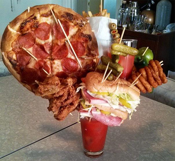 Hovoríte si, že to niekedy reštaurácie preháňajú s dizajnom jedál? Tieto fotografie vám ukážu, že to môže byť oveľa horšie