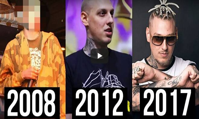 Populárny raper Separ prešiel rokmi poriadnou zmenou! Člena DMS z roku 2008 by si nespoznal