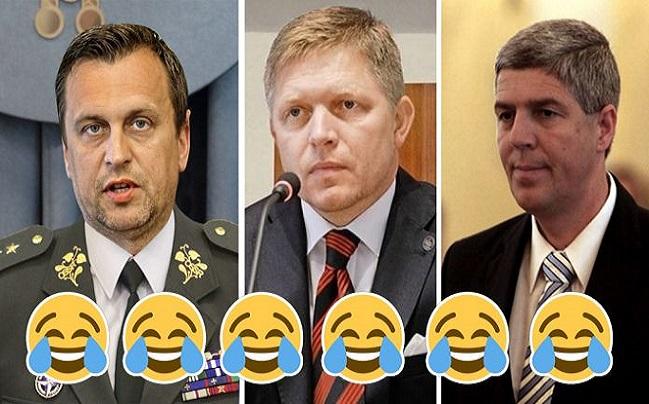 Toto ti odpáli dekel: Danko, Fico i Bugár to schytali v parádnej balade, ktorá sa šíri internetom