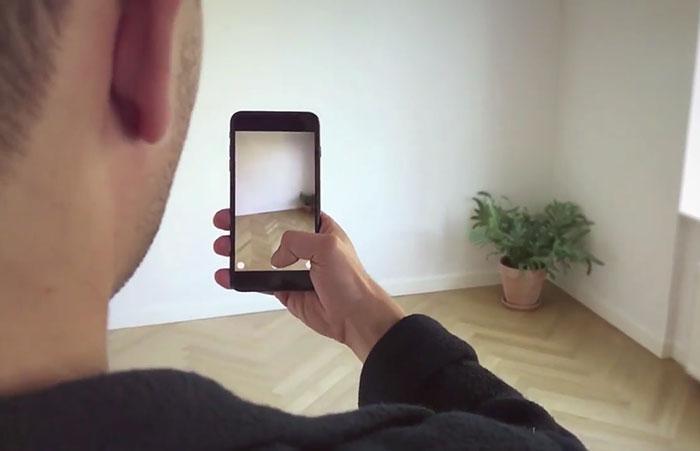 IKEA predstavuje revolučnú appku, pomocou ktorej si môžete pozrieť, ako váš byt bude vyzerať s nábytkom, ktorý plánujete kúpiť