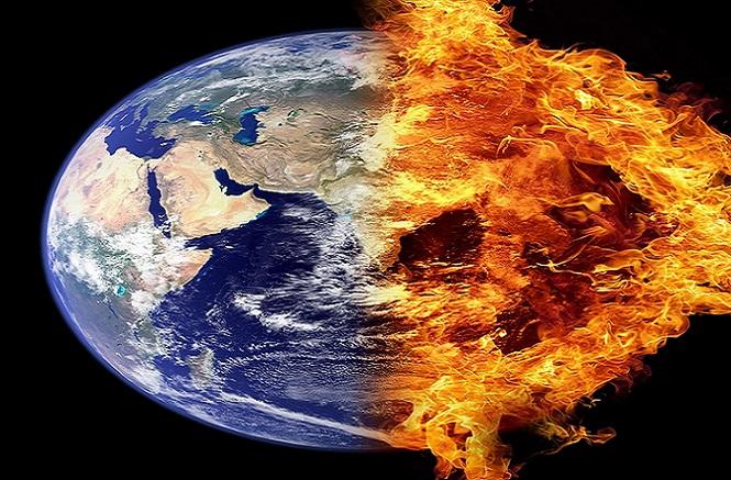 Globálne otepľovanie je čím ďalej, tým väčšie! Presvedčí ťa o tom aj krátka animácia, ktorá mapuje teplotné výkyvy od roku 1900 po súčasnosť
