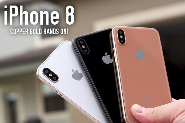 Apple odhalil vo videu farbu nového iPhone 8. Mala by nahradiť obľúbenú rose gold